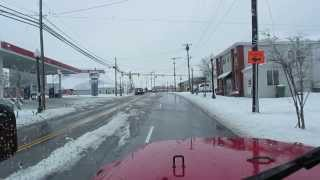 Cruising Main Street Lancaster SC