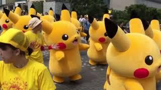 Pikachu Parade - Yokohama, August 2017