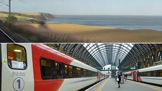 London to Edinburgh by train