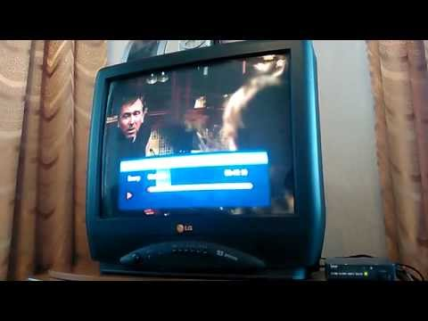 Обзор ресивера BBK SMP136HDT2 DVB-T2 (в деревне)