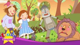 The Wizard of Oz - Nice to meet you - câu chuyện tiếng Anh cho trẻ em
