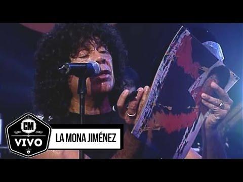 La Mona Jiménez video CM Vivo 2002 - Show Completo