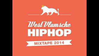 Westvlamsche Hiphop 2014 mixtape