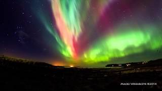 Northern Lights Video