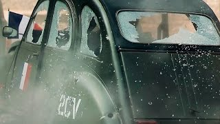 AK47 Vs French Cars  James Mays Cars Of The People  BBC Brit