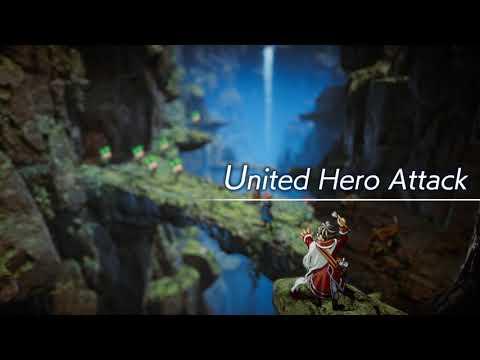 《幻想水滸傳》精神續作《百英雄傳》「英雄聯合進攻」系統演示公開 0