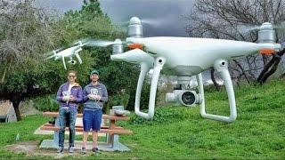 Опасные игры с дронами (Play chiсken). Кейси Нейстат на русском