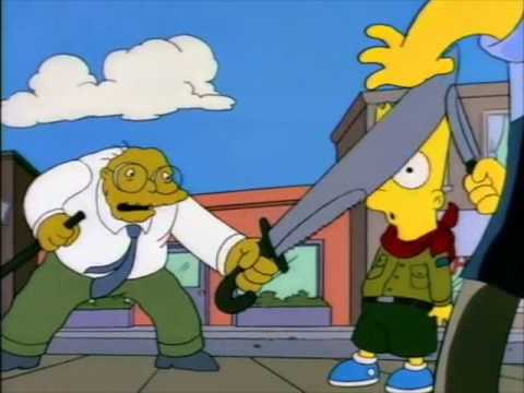 The Constant Agony of Hans Moleman
