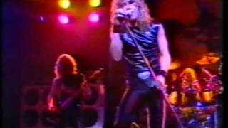 EUROPE - Paradize Bay (Live at Göta Lejon 1984)