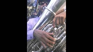 Jesse Tucker Tuba Warm up 1