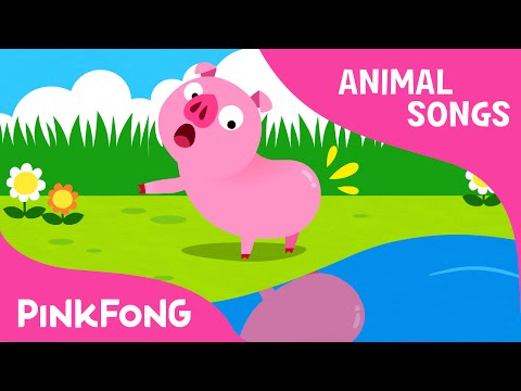 Did You Ever See My Tail Animal Songs Pinkfong Songs For Children