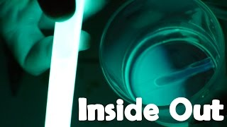 Glow Stick Science, Whats Inside? - Inside Out