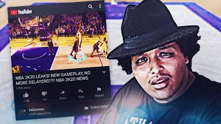 2K PLAYER CAUGHT CREATING FAKE NBA 2K20 GAMEPLAY AND SCREENSHOTS