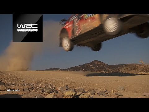 WRC - Rally Guanajuato México 2019: Best of Action!
