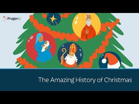 The Amazing History of Christmas