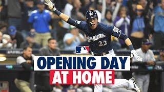 2018 NLDS Game 1 - Rockies Vs. Brewers   #OpeningDayAtHome