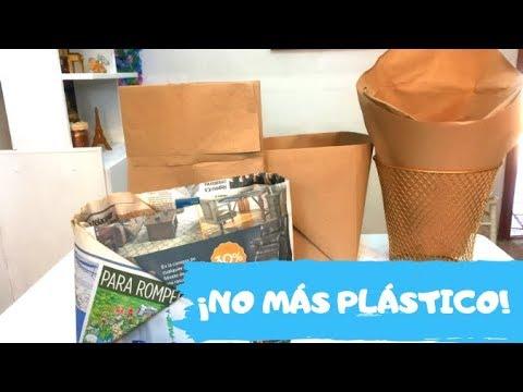 Consejos Para Hacer Tus Propias Bolsas Para Basura Ecológicas
