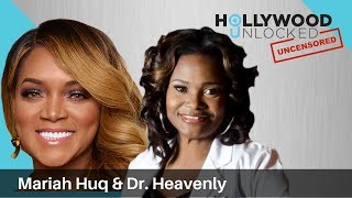 """""""Married to Medicine's"""" Mariah & Dr. Heavenly Have Shade War on Hollywood Unlocked [UNCENSORED]"""