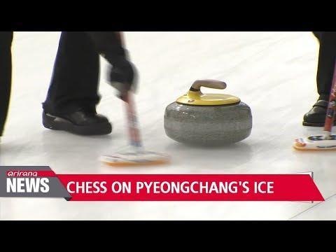 South Korea secures semifinal berth in women's curling