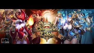 Chronicles of Eidola Gameplay [Browser MMORPG]