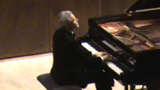 Pavel Nersessian plays Debussy Suite bergamasque (1) - Prélude, Menuet