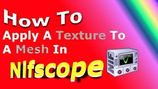 How To Apply A Texture To A Mesh In Nifskope