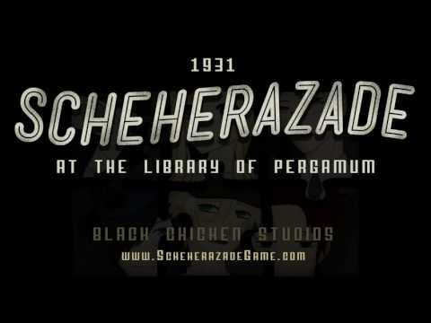 1931: Scheherazade at the Library of Pergamum