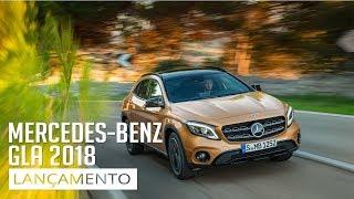 LANÇAMENTO - MERCEDES-BENZ GLA 2018