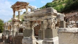 Прогулка по античному Эфесу/A walk through the ancient Ephesus