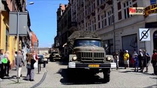 preview picture of video 'Śląskie Manewry 2014 - Rynek - Bytom - X Jubileuszowy Zlot'