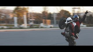 mini bike wheelies