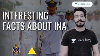Amazing Facts on INA   Indian Navy   Naval Academy   Kartikey Chaudhary