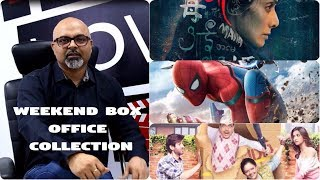 Weekend Box Office Collections - MOM, Guest in London, Spiderman Homecoming