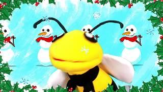 Biene in der Stadt 003 - Flying Backwards for Christmas