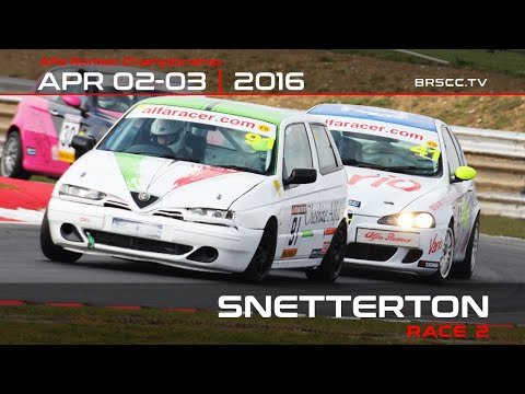 Snetterton 2016 – Race 2