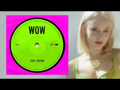 Wow snippet, song by Zara Larsson and Marshmello (from Citi commercial)