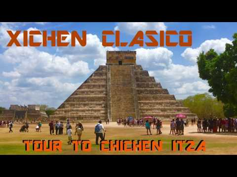 Video The Xichen Clasico tour to Chichen Itza and Cenote Ik Kil