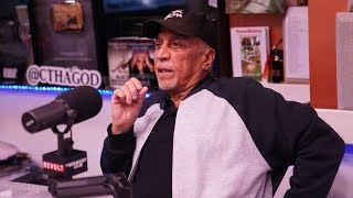 Dr. Claud Anderson Discusses America's Race Based Society, PowerNomics + More