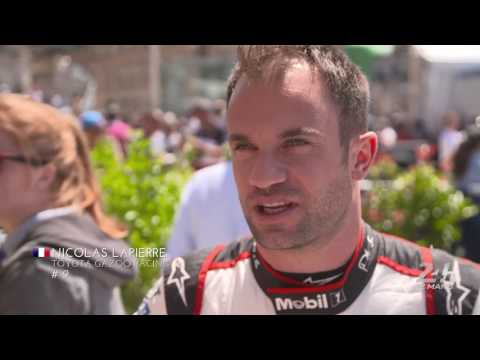 24 Hours of Le Mans 2017 - Toyota at scrutineering