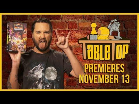Nové epizody TableTopu se blíží!