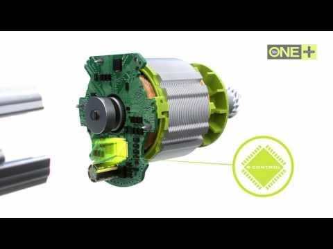 Amoladora angular BRUSHLESS motor sin escobillas 18V diam. 115 mm + disco amolar - Ryobi