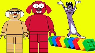Rat-A-Tat  'Lego Cartoons for Kids Compilation' Chotoonz Kids Funny Cartoon Videos
