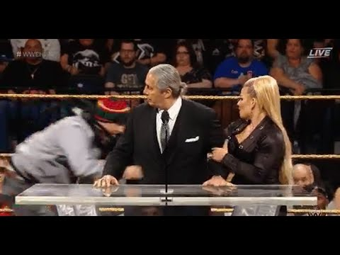 Bret Hart Attacked By Fan During His WWE Hall Of Fame Speech; WWE Issues Fightful Statement