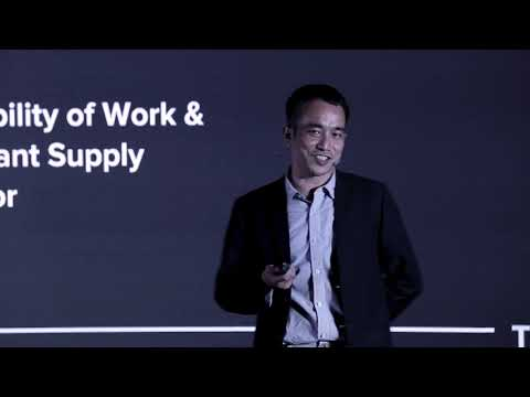 The Idea of creating a Billion Dollar Company  | Himal Karmacharya | TEDxDurbarMarg