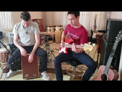 Drums and Bass by William Olivas & JJ Ross