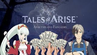 Tales of Arise Analysis and Fangasms - ZaffreRevolution