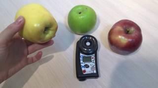 Инфракрасный Brix метр для яблок PAL HIKARi 5
