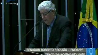 Requião pergunta: vender o Brasil pode? Vender o País não é corrupção?