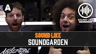 Sound Like Soundgarden   Without Busting The Bank