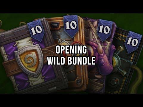 Opening Wild Bundle